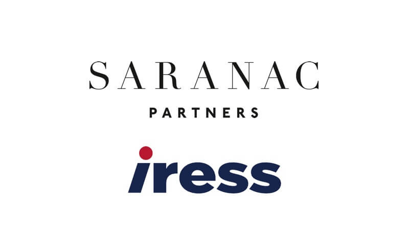 Saranac Partners announces partnership with IRESS