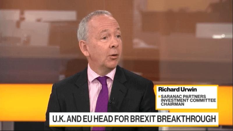 Richard Urwin appears on Bloomberg Daybreak Europe