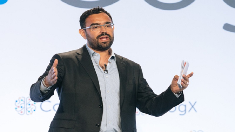 Azeem Azhar – Saranac Partners client event
